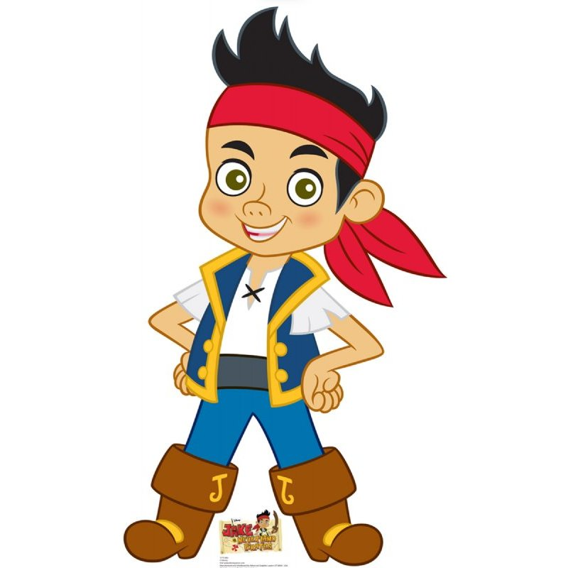 The and pictures pirates neverland jake
