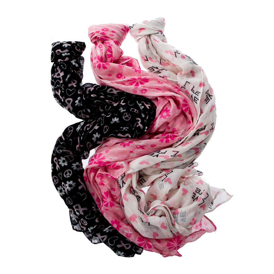 Free shipping BOTH ways on Scarves, Pink, Women, from our vast selection of styles. Fast delivery, and 24/7/ real-person service with a smile. Click or call
