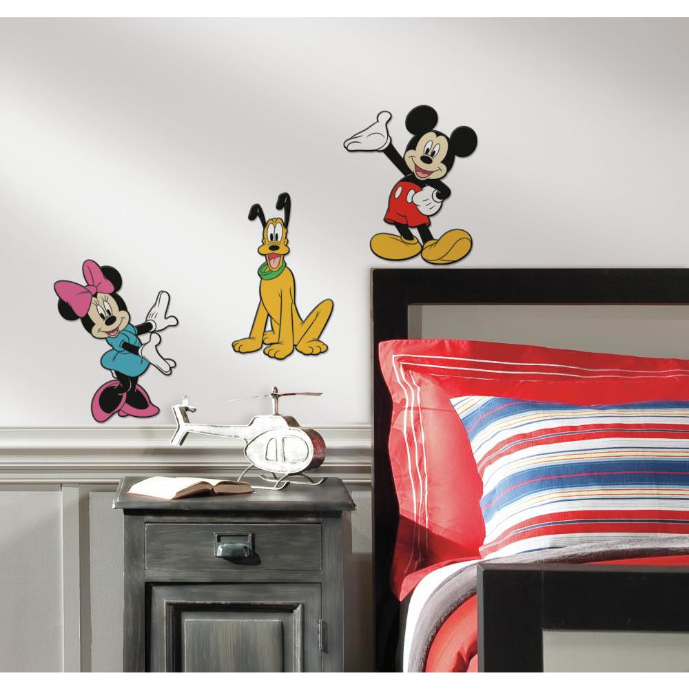Mickey And Friends Foam Characters