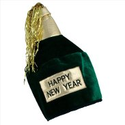 New Year's Party Favors & Accessories