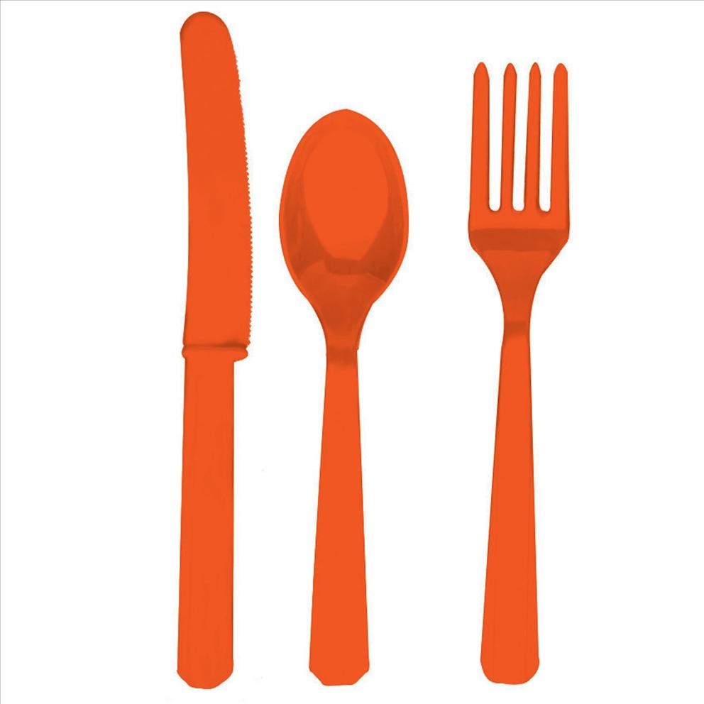 how to clean forks and spoons