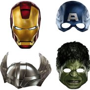 Avengers Costume Accessories