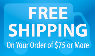 Enjoy Free Same Day Shipping
