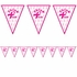 Pink Ribbon & Breast Cancer Awareness Decorations