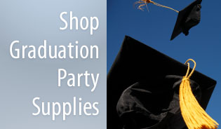 Shop Graduation Supplies and Gifts