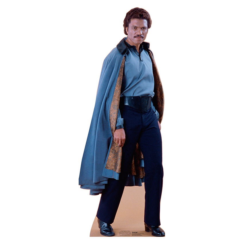 Star Wars Lando Calrissian Lifesized Standup