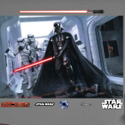 Star Wars Graphics & Wall Decals