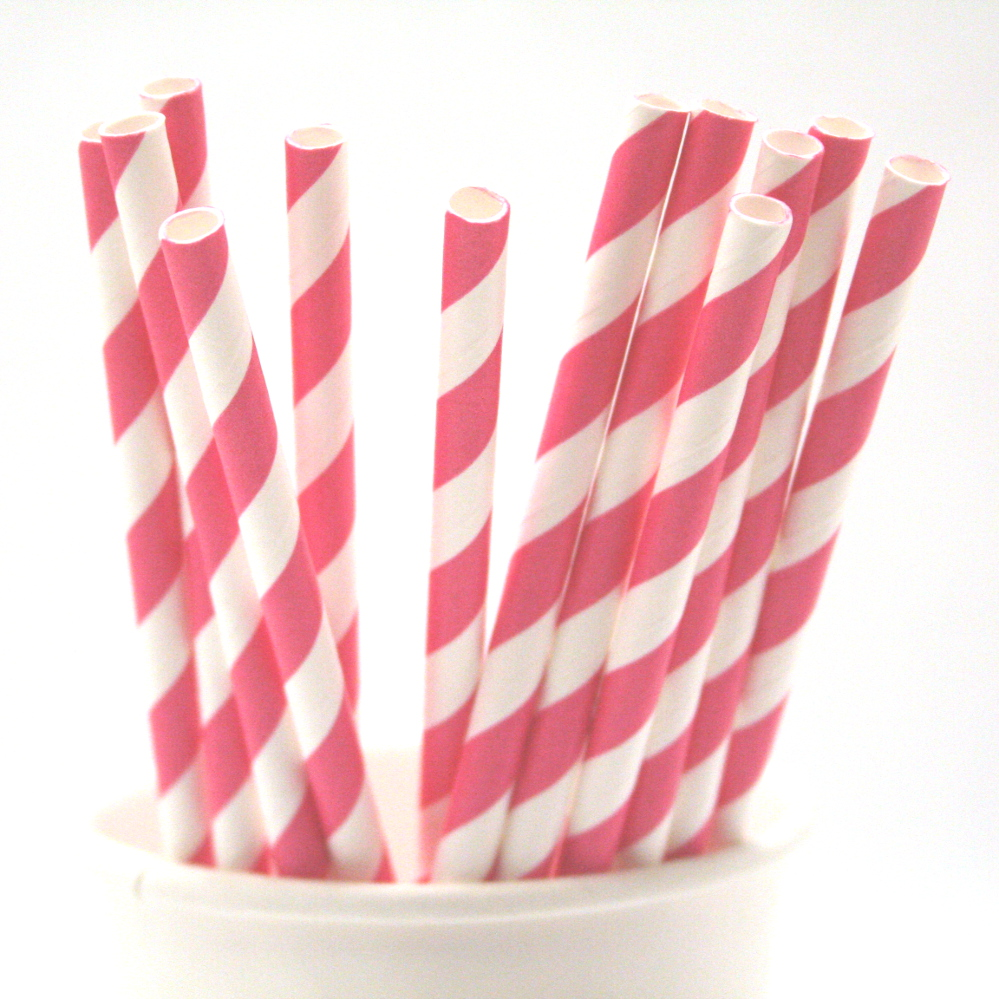pink paper straws Free 2-day shipping on qualified orders over $35 buy polka dot paper straws, 10ct at walmartcom.