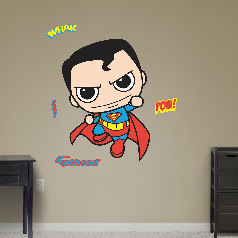 superman wall stickers   superman wall sticker mural decor  - superman wall stickers superman kids realbig wall decal