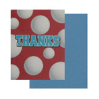 Themed Thank You Cards