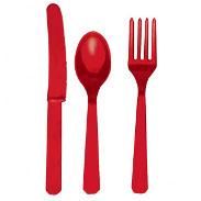 Valentine's Day Party Tableware