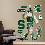 Mascot Wall Graphics & Decals