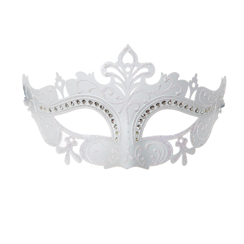 Image result for white masquerade mask