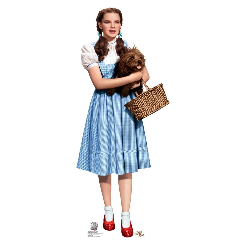 Pics Photos The Wizard Of Oz Dorothy Deluxe Sequin Dress