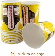 130 oz. Popcorn Butter Tub - 5 Count