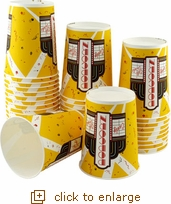32oz. Popcorn Tubs - 150 Count