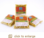 4oz Big & Yellow Gourmet Popping Corn
