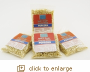 4oz  Tender & White Gourmet Popping Corn