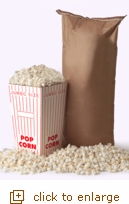50-lbs. Baby White Gourmet Popping Corn