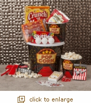 A Red Carpet Night at the Movies Cello Gift Set