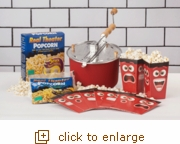 Red Whirley-Pop: Popcorn Popping Favorites