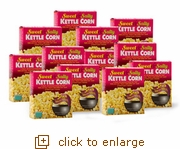 Kettle Corn Popping Kits - 36 Pack