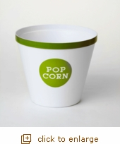 Lime Green Rim Bucket - Large (S & D)