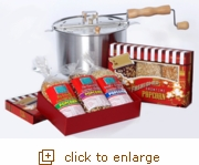 Old Fashioned Showtime Popcorn Gift Set