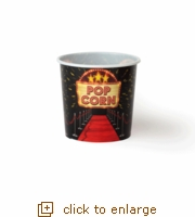 Red Carpet Premiere Popcorn Tub - Small