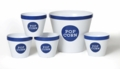 Royal Blue Popcorn Bucket Set
