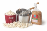 Plenty of Popcorn Whirley Pop Gift Set