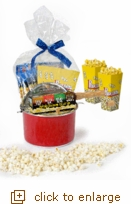 The Magic of Popcorn Gift Set...New Color Changing Whirley Pop
