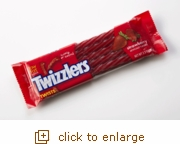 Twizzlers® Strawberry Flavored Snack (Case of 12)