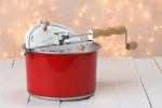 Whirley-Pop Stovetop Popcorn Popper - Color Changing