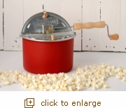 Whirley-Pop Stovetop Popcorn Popper - Red