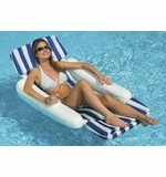 Swimline SunChaser Padded Luxury Lounge Chair # 10010