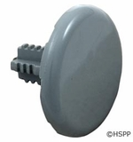Waterway Air Injector Cap Low Profile Threaded Gray # 672-2137