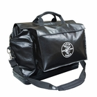 Klein Black Vinyl Tool and Equipment Bag