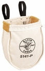 Klein Extra-Large Canvas Belt Utility Bag 5141P