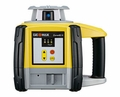AGL GeoMax Zone40H Leveling Rotary Laser with GeoMax ZRP105 Pro Digital Rotary Laser Receiver