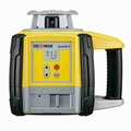 GEOMAX ZONE 20H BASIC ROTARY LASER PKG with ZRP105 Pro Receiver