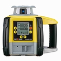 AGL-GEOMAX ZONE60 DG DIAL IN DUAL GRADE ROTARY LASER, with ZRB35 Basic Rotary Laser