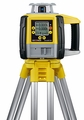 AGL-GEOMAX ZONE60 DG DIAL IN DUAL GRADE ROTARY LASER WITH TRIPOD