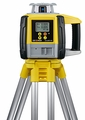 AGL GEOMAX Zone60 HG Semi-Automatic Dual Grade Laser with Basic Receiver
