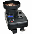 Cassida C850 Heavy Duty Coin Counter/Sorter/Wrapper