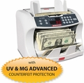 Semacon S-1225 Bank Grade Heavy Duty Currency Counter with Advanced Counterfeit Protection