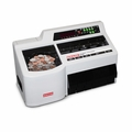 Semacon S-530 Heavy Duty Coin Counter/Sorter/Wrapper with Optional Printer