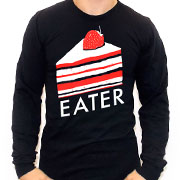 Cake Eater Long Sleeve Tee