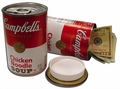 Campbell's Chicken Noodle Soup Diversion Can Safe