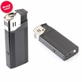 Cigarette Lighter HD Hidden Camera w/ LED Flashlight